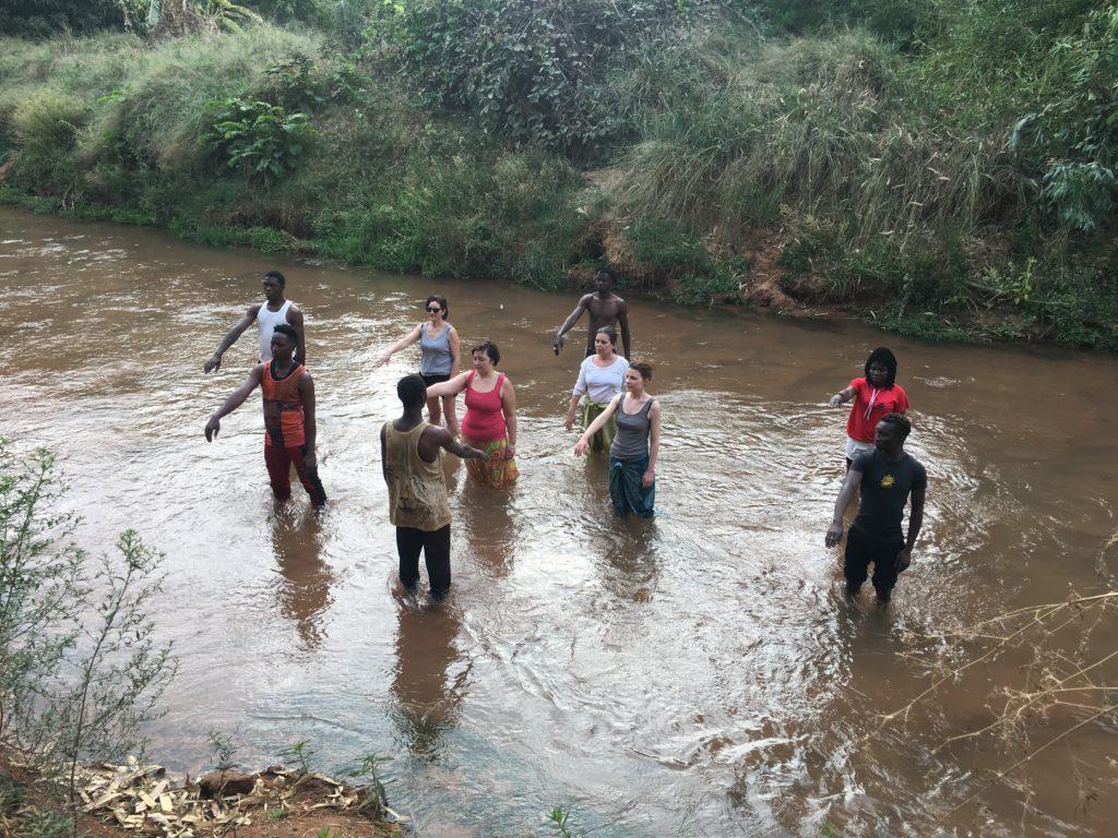 stage de danse à Bobo-Dioulasso