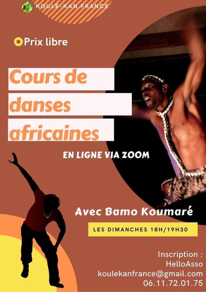 flyer cours